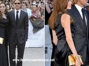 Angelina Jolie Brad Pitt estreno Moneyball Toronto