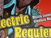 Electric Cómic Biografía cómic Jimi Hendrix Mattia Colombara Gianluca Maconi