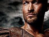 Muere Andy Whitfield, protagonista Spartacus