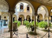 Palacio condesa Lebrija (4): patio principal.