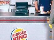 Guerra entre Burger King McDonald's hacerse público joven