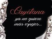 Cayetana quiere espejos Sofía Ortega