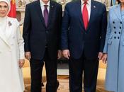 Emine Erdoğan, Premierminister Recep Tayyip Erdogan Tuerkei Ehefrau Anlaesslich Koeniglichen