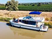 Crucero fluvial Canal Midi barco Boat