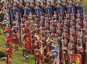 músico dentro ejército romano.