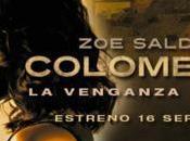 Colombiana Saldana estrena cines