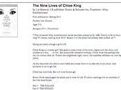 Parece 'The nine lives Chloe King' tendrá segunda temporada