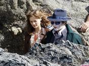 Primeras imágenes Johnny Depp Dark Shadows