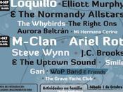 DuranWOP concierto benéfico Loquillo, Elliot Murphy, M-Clan, Ariel