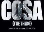 cosa (The thing) poster español
