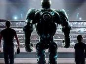 "Shawn Levy piensa secuela ""real steel"""