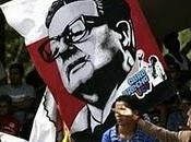 Salvador Allende renace protesta chilena