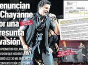 Chayanne problemas...