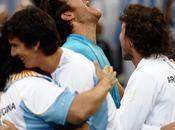 Copa Davis: Potro venció enorme Djokovic Argentina buscará revancha final ante España