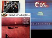 Colecciones MpG: Opa. discografía completa mítica banda uruguaya comandada hermanos Fattoruso.