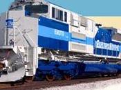 Primera locomotora construida México Bombardier Progress Rail