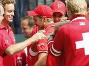 Copa Davis: Wawrinka dudó Suiza ganó Australia