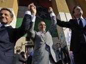 Berlusconi reconocido Libia hubo levantamiento popular