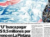 busca pagar millones terreno Pintana