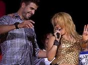¿Dónde están Shakira Piqué?