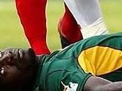 Asistencia médica fútbolistas lesionados (procediemientos actuacion Ourense)