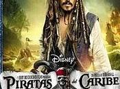 venta 'Piratas Caribe: mareas miseriosas' Blu-ray Combo, Combo