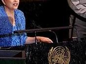 Dilma Rousseff primera mujer iniciar debate Asamblea