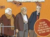 Festival Sebastián recibe aplausos 'Arrugas' film basado Novela Gráfica Paco Roca