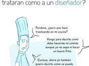 Cocineros como Diseñadores ilustraciones