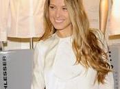 Petra Nemcova diseñadores españoles presentan Corte Inglés colección camisas blancas solidarias