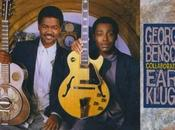 """Collaboration"" (1987) Earl Klugh George Benson. leyendas frente frente."