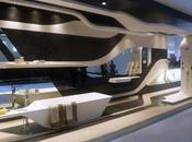 presentamos nuevo stand L´Antic Colonial Porcelanosa, diseñado A-cero