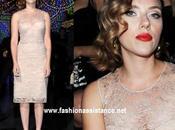 Scarlett Johansson, estrella invitada desfile Dolce Gabbana, front