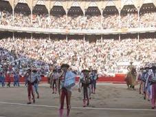 TAUROMAQUIA MUERE BARCELONA (Crónica Merced)