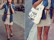 Street Style: Crochet