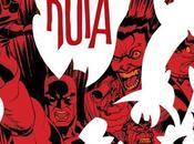 'Batman, ciudad rota', novela negra