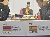 Anand Carlsen tablas derrota Paco Vallejo Grand Slam Paulo Bilbao 2011