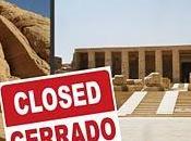 templos egipto cerrados publico