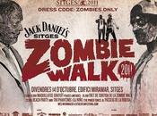 Jack Daniel's Sitges Zombie Walk 2011 celebrará viernes Octubre