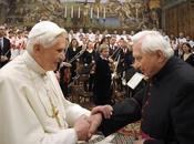 Georg Ratzinger, despistado hermano Papa.