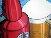 'Arte cerveza' galería Gaudí Madrid