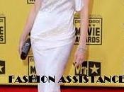 venta vestido Donna Karan, Diane Kruger llevó Critic's Choice Awards