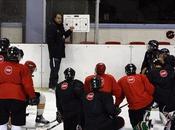 Selección Española Absoluta hockey hielo prepara mundial Logroño.