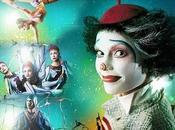 Cirque Soleil presenta Hollywood homenaje cine