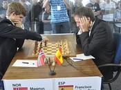 Paco Vallejo derrota Magnus Carlsen Grand Slam Paulo Bilbao 2011