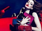 nueva campaña Tods... Anne Hathaway!