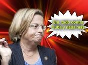 Repsol-YPF insiste exploraciones Cuba pesar amenazas Ileana Ross-Lethinen