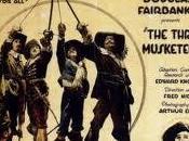 'Los tres mosqueteros'