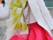 Street Style: Mini faldas campana