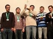 Petersburgo Campeón Europa Equipos 2011